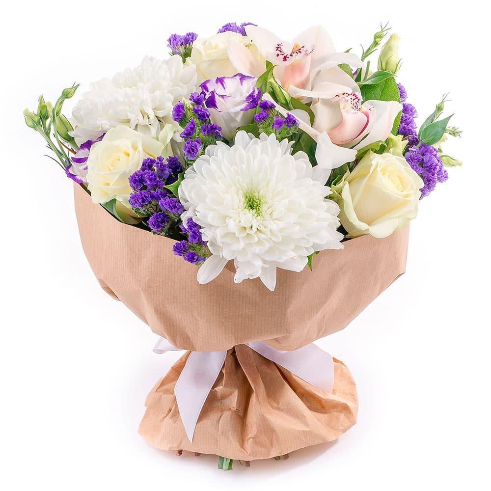 Доставка букетов цветов недорого в москве